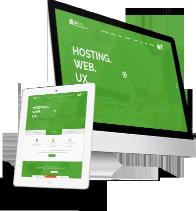 hosting y desarrollo de páginas web